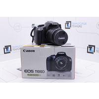 Зеркальная камера Canon EOS 1100D Kit 18-55mm IS II. Гарантия