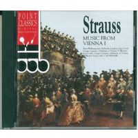 CD Strauss - Music From Vienna I (1994)