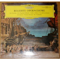 Beliebte Opernchore