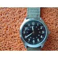 Военные часы армии США 1970 г- кварцевые  (качественная копия)