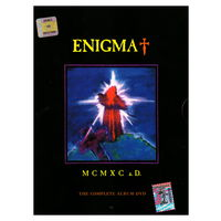Enigma - MCMXC a.D. The complete album DVD