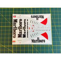 1/18  Табачная декаль Ferrari F2003-GA Marlboro