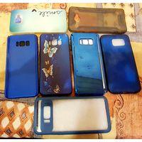 Чехол для телефона Samsung Galaxy S9 - 6шт. S10 - 1шт.