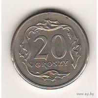 Польша, 20 groszy, 1992 (*2)