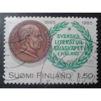 Финляндия 1985 поэт