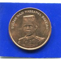 Бруней 1 сен 2002 UNC