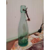 Бутылка пивная пмв старинная 0.33