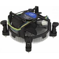Кулер Intel Cooler CPU Original AL 65w S775 (E97379-001, LGA1150/1151/1155/S1156, 4pin, защёлки, новый)