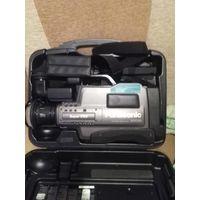 Професиональная видеокамера panasonic м9500.в полном комплекте.