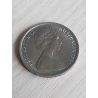 Австралия 5 центов 1967г.