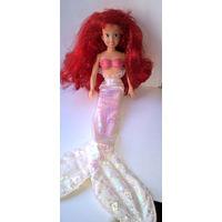 Кукла Русалочка Ariel Tuco 1991