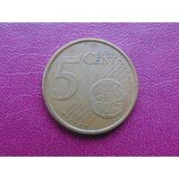 Испания 5 евроцентов 2004г.