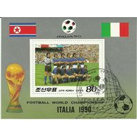 Блок Корея 1988. ЧМ по футболу