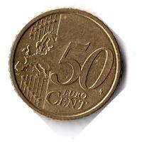 Сан-Марино. 50 евроцентов. 2015 г.