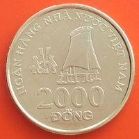 2000 донгов 2003 ВЬЕТНАМ