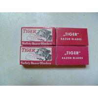 Лезвия для бритья Tiger Safety Razor Blades