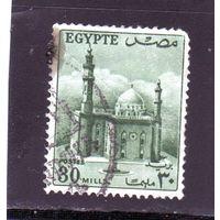 Египет.Ми-404.Мечеть Султан Хусейн. Серия: Рабочий, солдат, мечеть.1953.