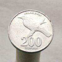 Индонезия 200 рупий 2003