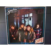 SMOKIE - Midnight Cafe 76 Rak England NM/EX