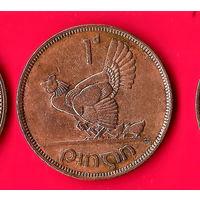 02-12 Ирландия 1 пенни 1942 г.
