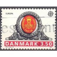 Дания Европа-Септ 1990 год