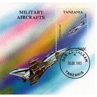 Танзания. Военная авиация.Самолеты.