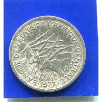 Центральная Африка 50 франков 1977