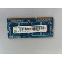 Оперативная память для ноутбука SO-DIMM DDR3 2Gb Ramaxel PC-10600 RMT3010EC58E8F-1333 (906620)