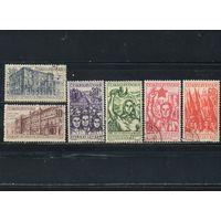 Чехословакия ЧССР 1961 40-лет компартии Чехословакии Полная #1269-74