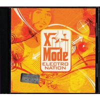 """СD """"ELECTRO NATION. X-MODE"""""""