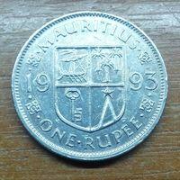 Маврикий 1 рупия 1993