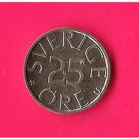 48-08 Швеция, 25 эре 1982 г.