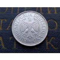 1 марка 1990 (A) Германия ФРГ #06