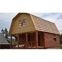 Построим Дом из бруса 6 на  8 м (мастера своего дела)