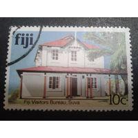 Фиджи 1979 здание 10с