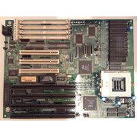 QDI P5I437P3/IO (Socket 5) (AT) intel 437FX