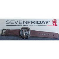 Наручные часы SEVENFRIDAY M2-02, механика, автозавод. Проверка подлинности по чипу NFC.