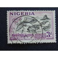 Нигерия 1953г. Мост Джебба.