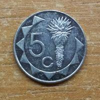 Намибия 5 центов 1993_РАСОДАПРЖА КОЛЛЕКЦИИ