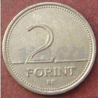 6208:  2 форинта 1997 Венгрия