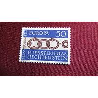 Лихтенштейн 1965г. ЕВРОПА
