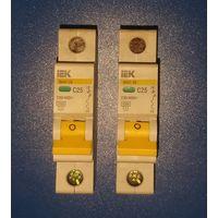 Автоматический выключатель IEK ВА 47-29  С25