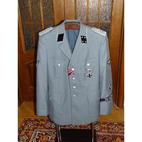 Китель Штурмбаннфюрера (майора) СД. 3 Рейх. (Стилизация) + значок НСДАП + ЖК
