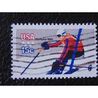 США  1980г. Спорт.