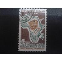 Мали 1964 саранча