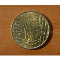 10 евроцентов 2013 Франция
