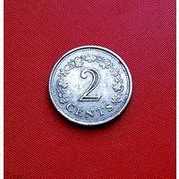 28-31 Мальта, 2 цента 1972 г.