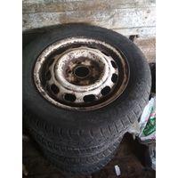103429Щ Mazda 626 GF комплект дисков штамповок R15