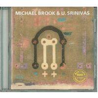 CD U. Srinivas & Michael Brook - Dream (1999) Tribal, Ambient