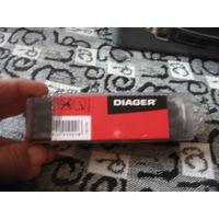 Сверло по металлу Diager 10,0 мм.